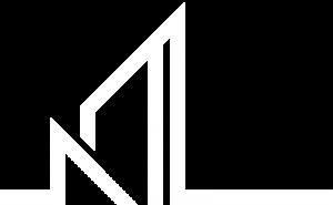 logo, blanc, structure b